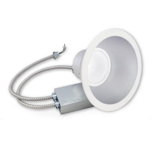 8-Inch LED Dimmable Retrofit Commercial Downlight