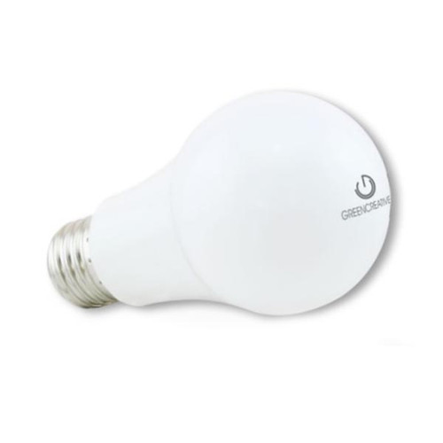 Green Creative A19 6W Dimmable LED Lamp