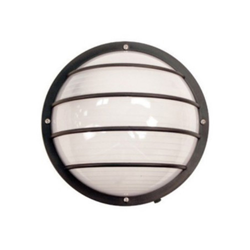 10.3 x 5.25 LED Euro Round Wall or Ceiling with Grill