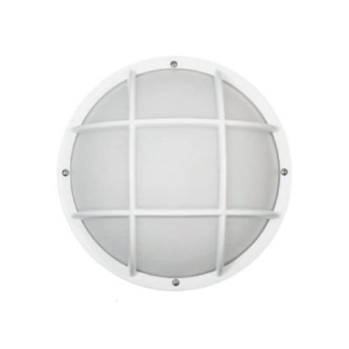 10.3 x 5.25 LED Euro Round Wall or Ceiling with Mask