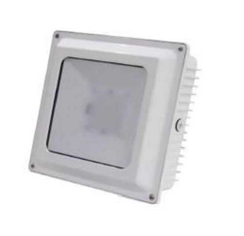 Canopy Fixture L Series 8200 Lumen LED 75 Watt