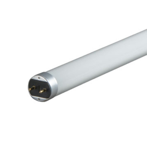 4-Foot Direct Plug-In Glass Lens T8 LED Tube