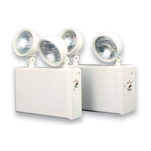 Remote Capable Incandescent Emergency Unit