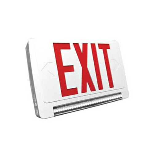 Lightpipe LED Exit & Emergency Combo