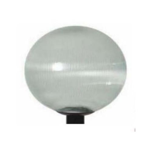 12-Inch Globe Wall Mount - Incand. Socket & LED Lamp