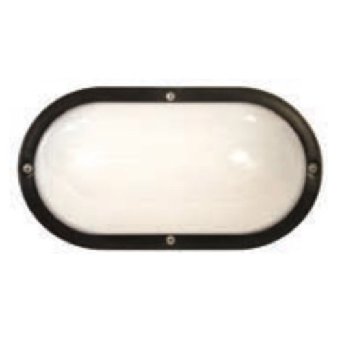 """10.6"""" x 5.9"""" Euro Oval Wall or Ceiling Mount"""