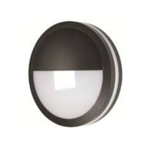 12-Inch Diameter Eyelid Outdoor Wet Location Wall / Ceiling (Bug Proof)
