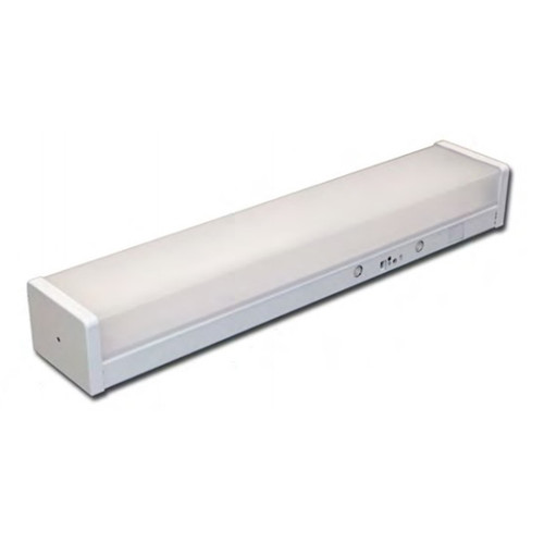 2-Foot LED Stairwell Linear Rectangular Profile with Step Dim Driver