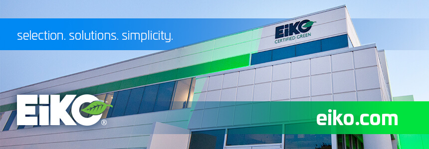 Eiko Lighting Products Banner