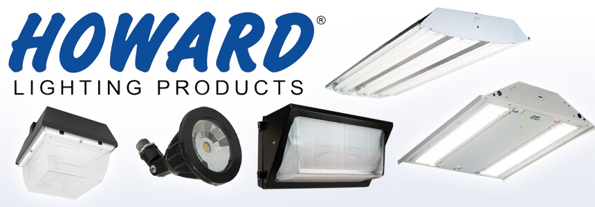 Howard Lighting Products Banner