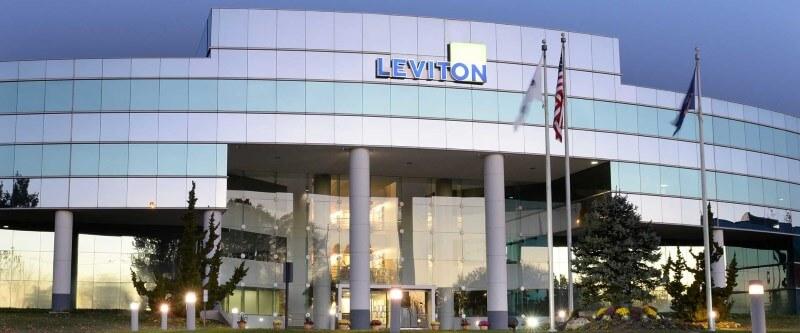 Leviton Banner