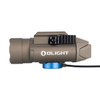 Olight PL-Pro Valkyrie Desert Tan Rechargeable Weapon Light