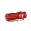 Olight Baton 3 Red EDC Everyday Carry Flashlight - Outdoor Stockroom
