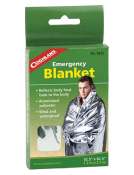 Coghlans - Emergency Blanket - 8235 - Outdoor Stockroom