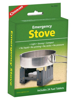Coghlans - Emergency Stove - 9560 - Outdoor Stockroom