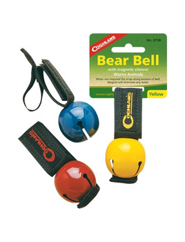 Coghlans - Magnetic Bear Bell - 0756 0757 0758 - Outdoor Stockroom