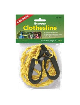 Coghlans - Bungee Clothesline - 0433 - Outdoor Stockroom