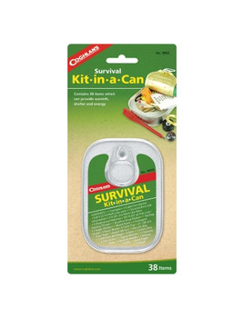 Coghlans - Survival Kit In A Can - 9850 - Outdoor Stockroom