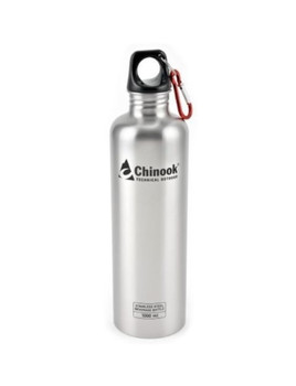 Chinook - Cascade 1 L Water Bottle - 41137 - Natural - Outdoor Stockroom