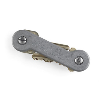 Titanium KeyBar Premium Key Organizer | Outdoor Stockroom