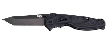 SOG - Flash II - Black Tanto - Outdoor Stockroom
