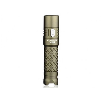 Klarus MI7 Olive Drab EDC FLashlight - Outdoor Stockroom
