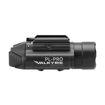 Olight PL-PRO Valkyrie Black Rechargeable Weapon Light - Outdoor Stockroom