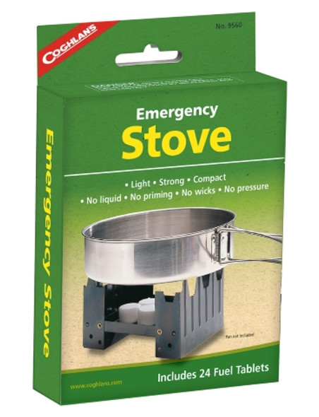 Coghlans - Emergency Stove - 9560 - Outdoor Stockroom