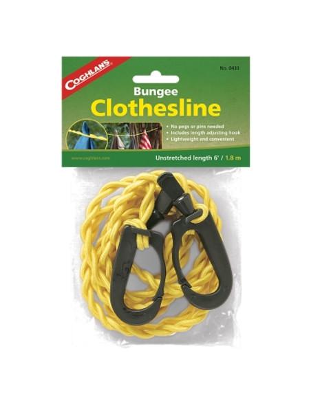 Coghlans - Bungee Clothesline - 0433 - Outdoor Stockroom