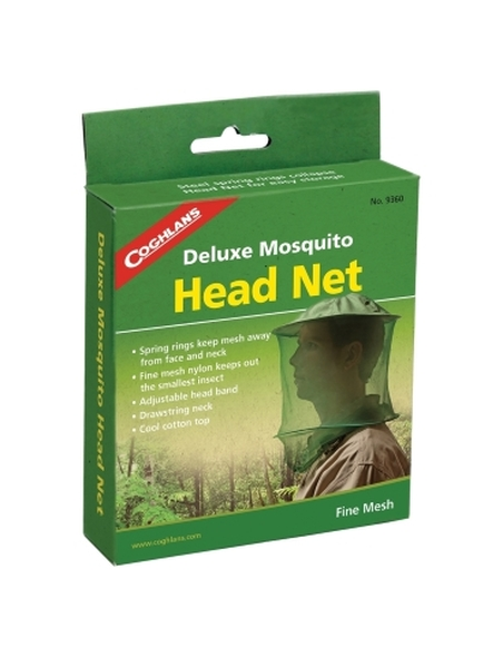Coghlans - Deluxe Head Net - 9360 - Outdoor Stockroom
