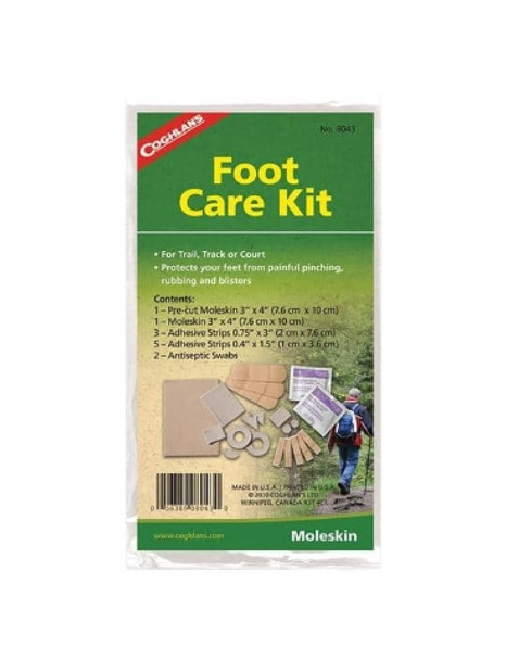 Coghlans - Foot Care Kit - 8043 - Outdoor Stockroom