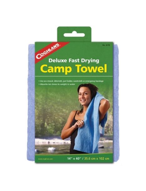 Coghlans - Deluxe Camp Towel - 0170 - Outdoor Stockroom