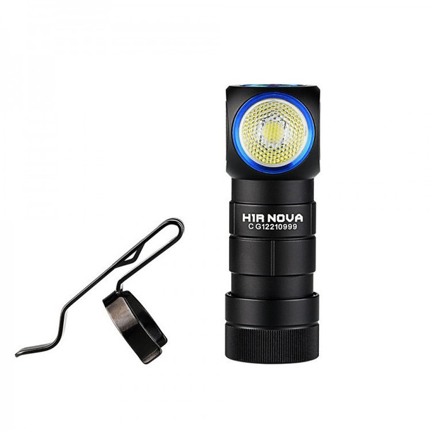 Olight - H1R Nova - Cool White - Outdoor Stockroom