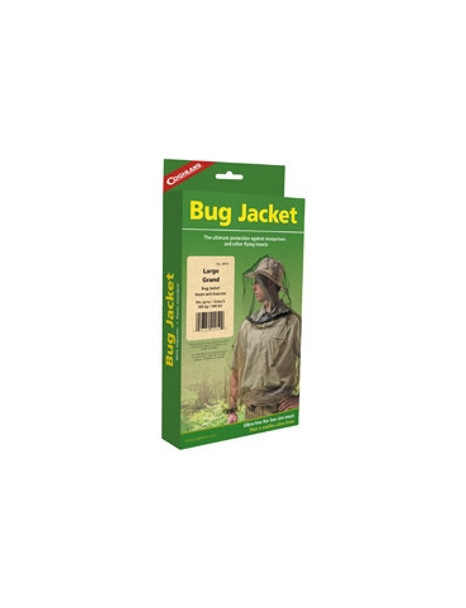 Coghlans - Bug Jacket - Large - 0059 - Outdoor Stockroom