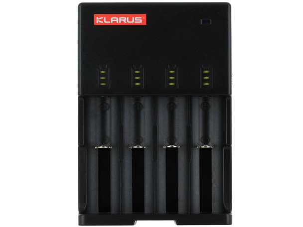 Klarus C4 Battery Charger - Outdoor Stockroom