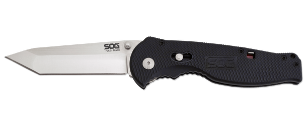 SOG - Flash II - Satin Tanto - Outdoor Stockroom