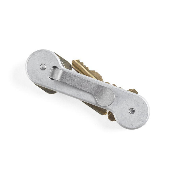 Aluminum KeyBar Premium Key Organizer | Outdoor Stockroom