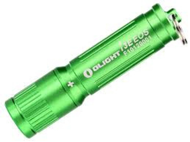 Olight - I3E EOS - Green - Outdoor Stockroom