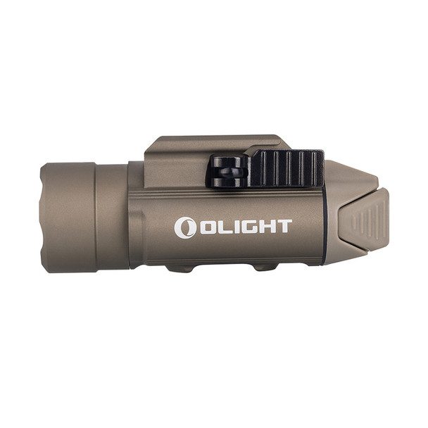 Olight PL-PRO Valkyrie Desert Tan Rechargeable Weapon Light - Outdoor Stockroom