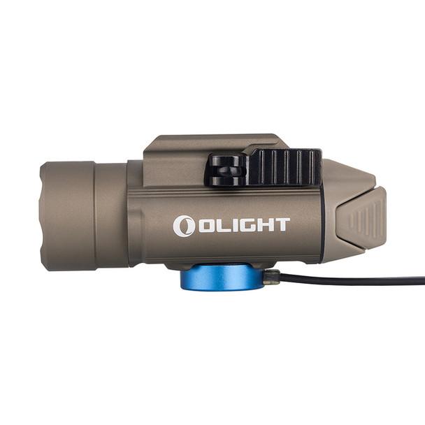 Olight PL-Pro Valkyrie Desert Tan Rechargeable Weapon Light
