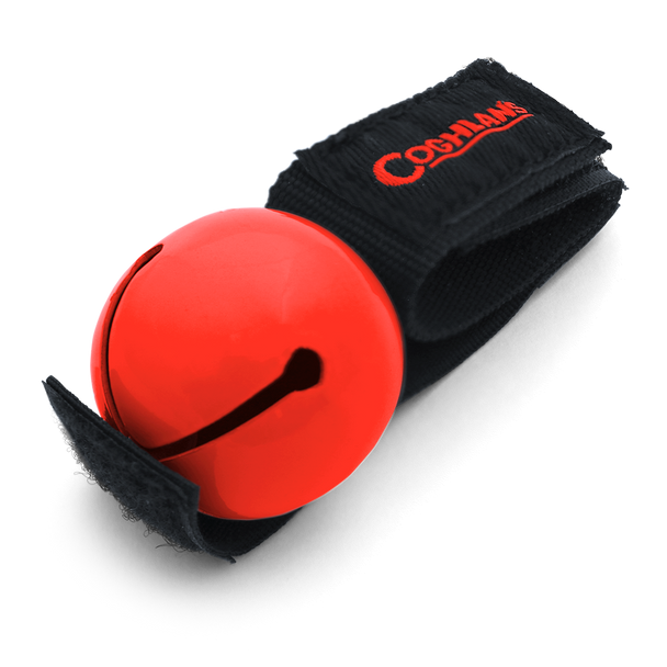 Coghlans - Magnetic Bear Bell | Red | 0757 | Outdoor Stockroom