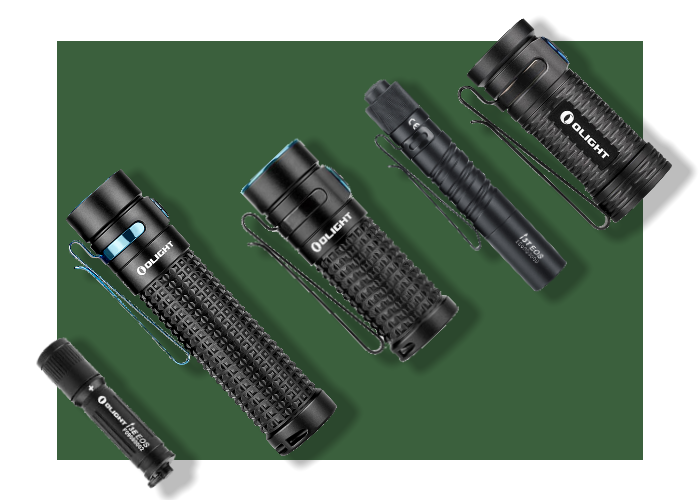 Best Olight Flashlights