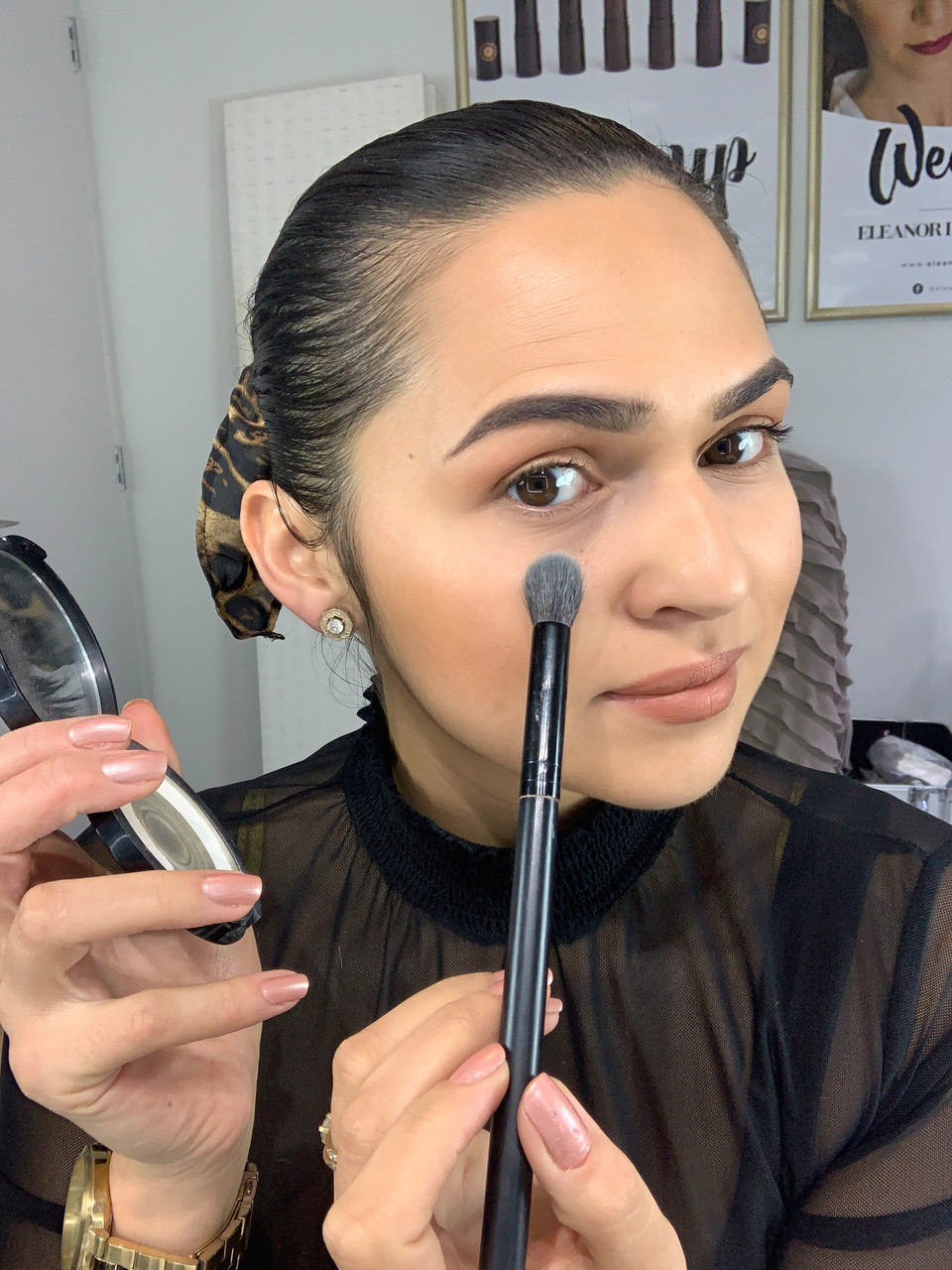TIP TUESDAY: Setting your under eye concealer