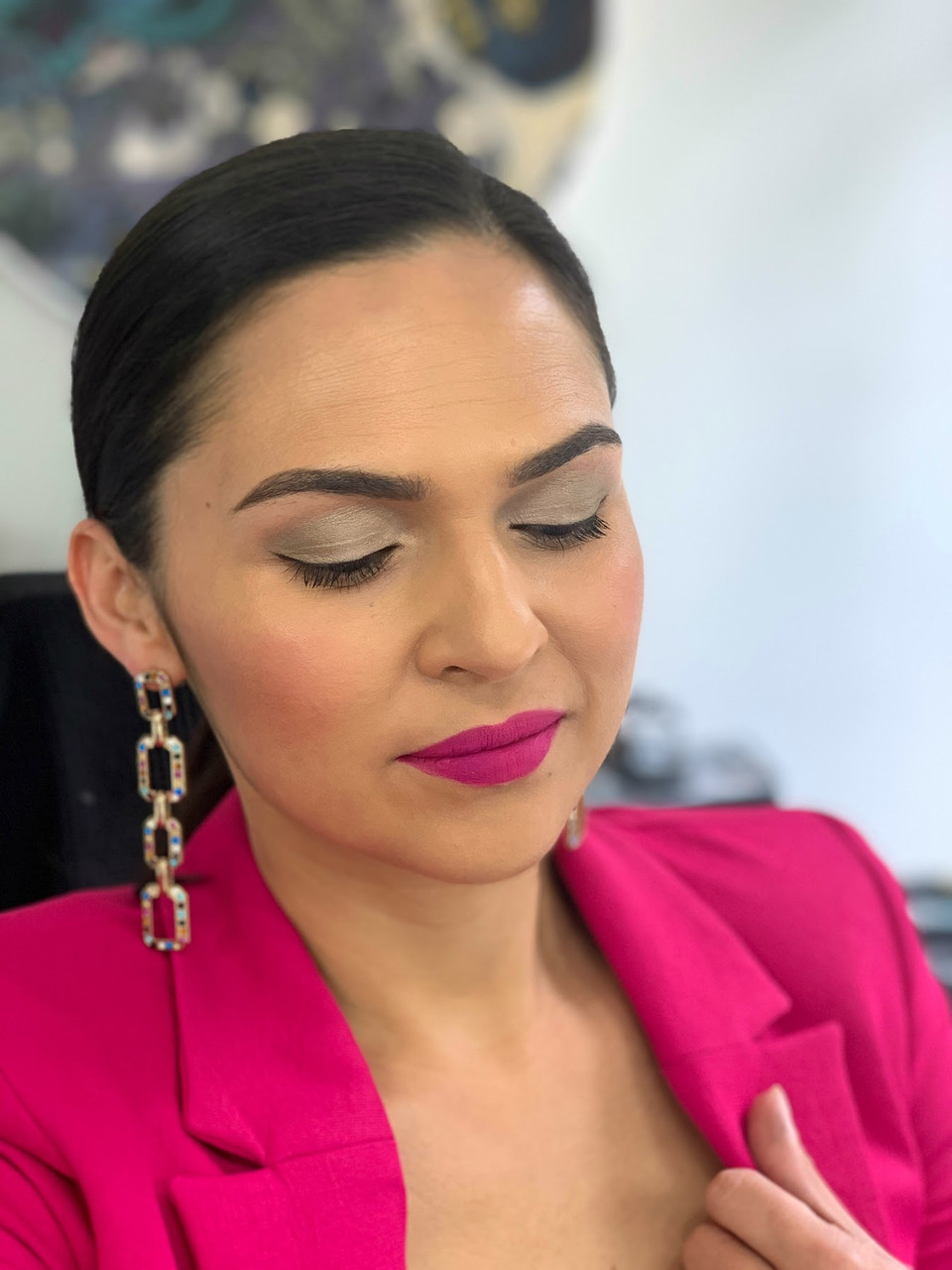 FRIDAY GLAM SESSION: Pink POP