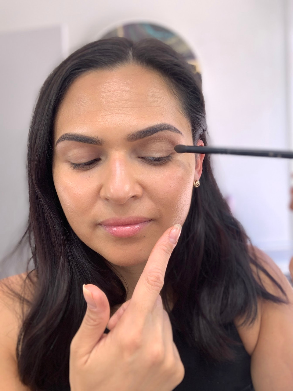 TIP TUESDAY: Eyeshadow application for hooded eyeS