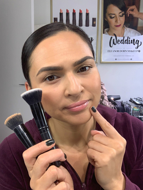 TIP TUESDAY: Cleaned your foundation brush lately?