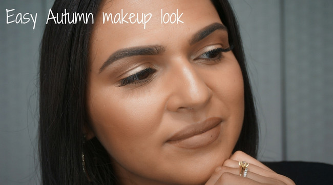HOW TO: Easy Autumn Makeup look