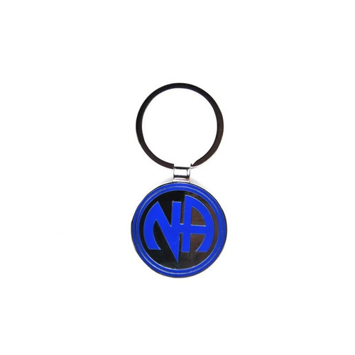 NA Keychain - Narcotics Anonymous Keychain - Doing It Sober c05a62c71790