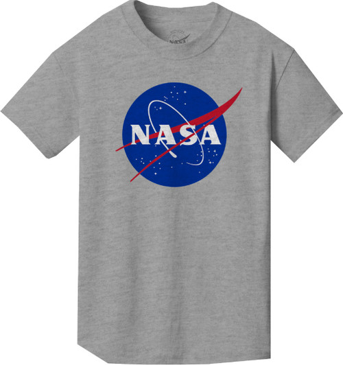 NASA Meatball Logo - Youth T-Shirt