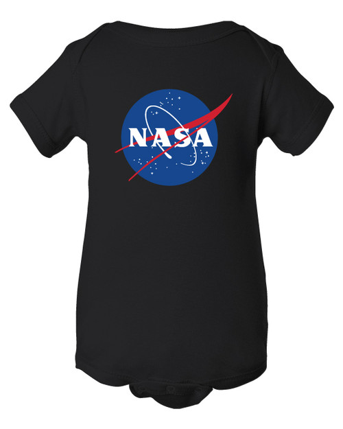 NASA Meatball Logo - Infant Onesie